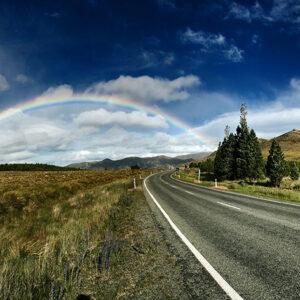 Carretera arcoiris